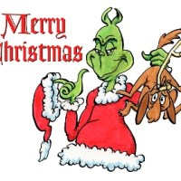"""Byrne Brings Back Christmas For the Grinch"" article"