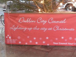 "The Council has done a fantastic job of ""lighting up the city""!"