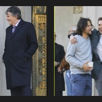 Gabriel Byrne Spotted on MANIAC Set! -- Updated