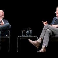 Gabriel Byrne in Conversation with Author Colum McCann