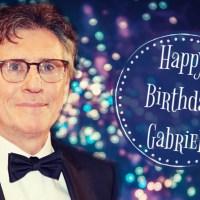 Fans Wish Gabriel a Very  Happy Birthday!