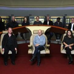 Star Trek Captains Chair Reclining Chaise Byrne Robotics: Captain, We Have An Intruder Onboard..