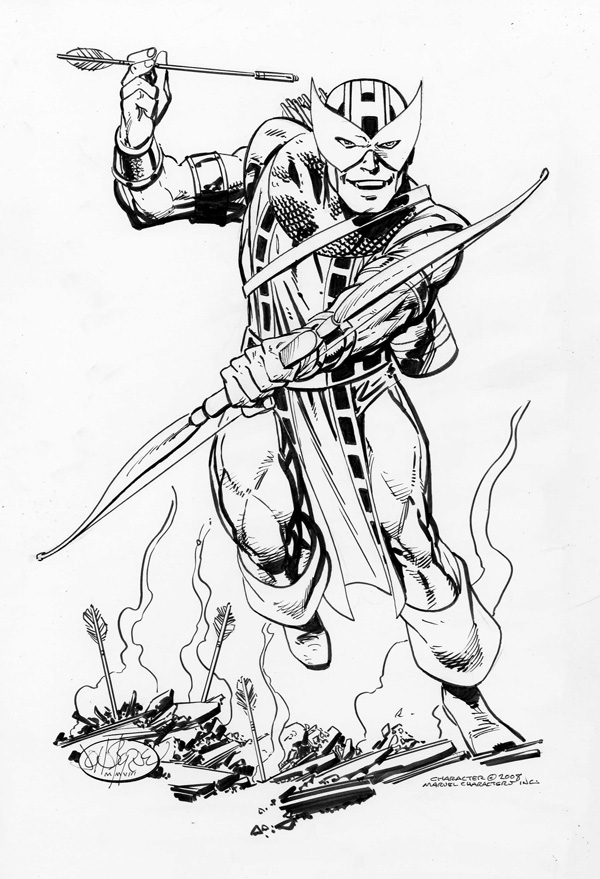 BYRNE JOHN (Marvel)