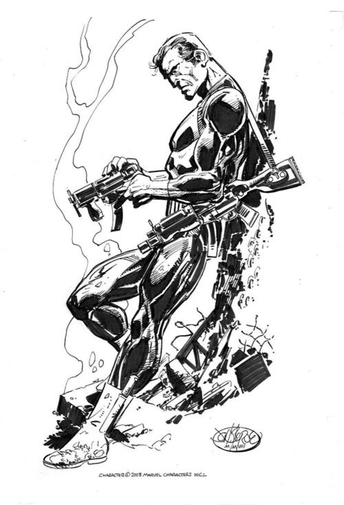 Byrne Robotics: 1973 Punisher by JB