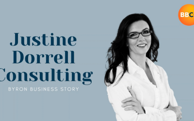 Byron Business Story: Justine Dorrell Consulting