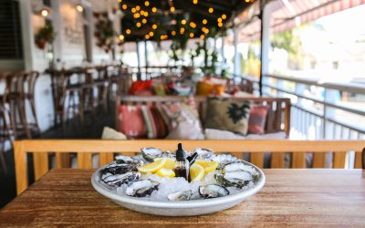 OYSTER FESTIVAL 2020 – The Balcony Bar & Oyster Co.