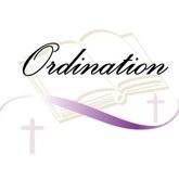 ordination clipart