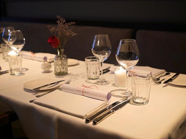Restaurant Auberge Jean Marie Amsterdam