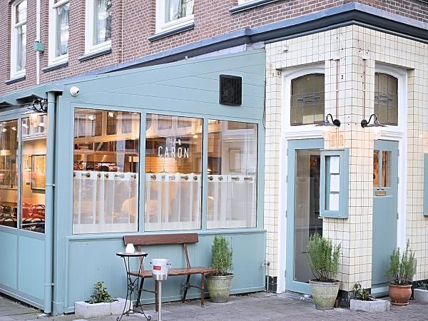 Cafe Caron Amsterdam restaurant Petit Caron