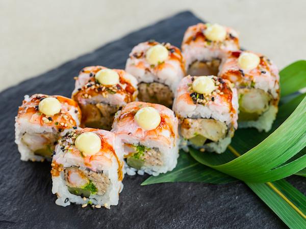 Sushi Samba Amsterdam restaurant