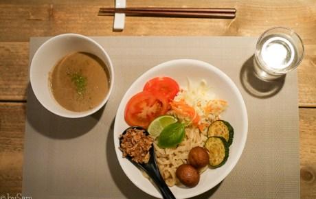Men Impossible eerste vegan ramen noodles restaurant in Amsterdam