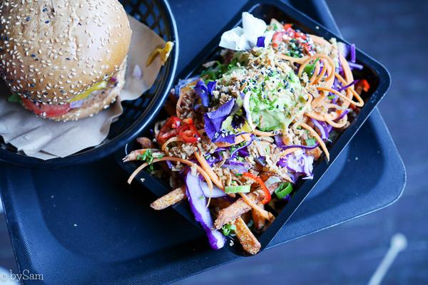 Vegan eten Vegan Junk Food Bar