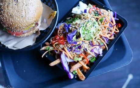 Vegan Junk Food Bar in de Pijp is open!