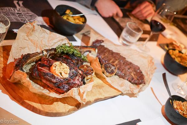 Beefsteak Club Amsterdam restaurant Jordaan