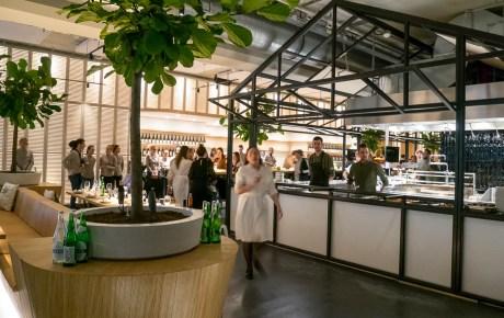 NENI Amsterdam restaurant met Israëlische keuken in een hippe setting