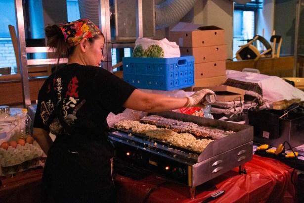 Okonomiyaki Amsterdam Ramen Festival