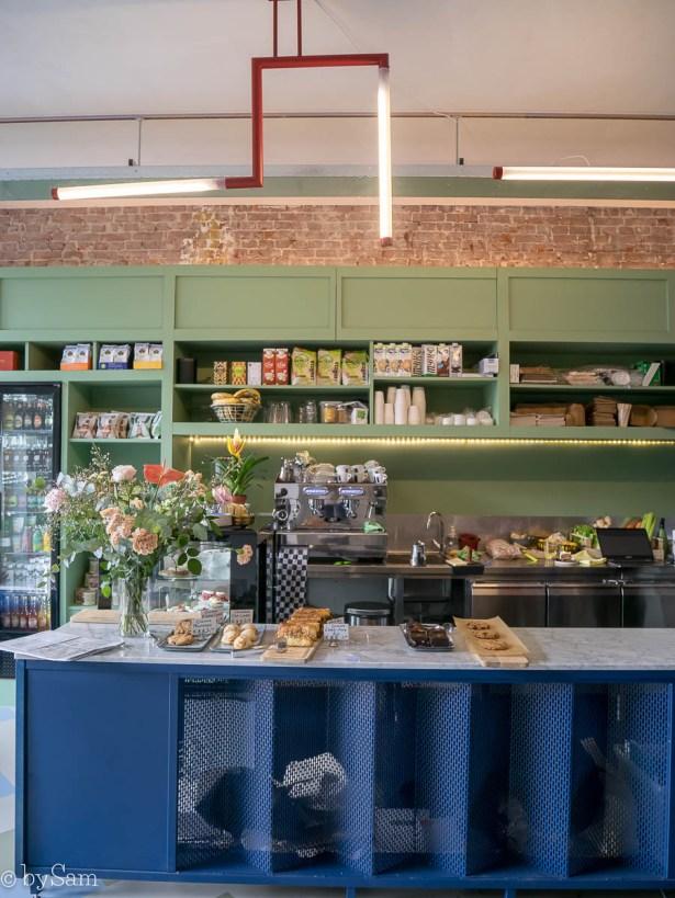 Vegabond De Clercqstraat Amsterdam West vegan food