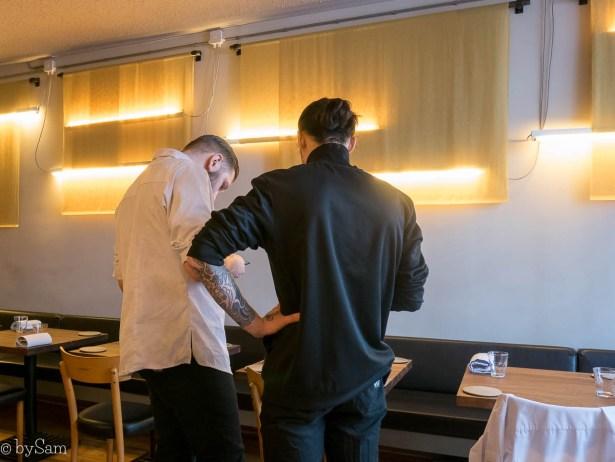 101 Gowrie Amsterdam restaurant