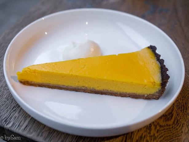 Sjefietshe lemon pie