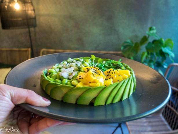 Avocado Show Downtown restaurant mango