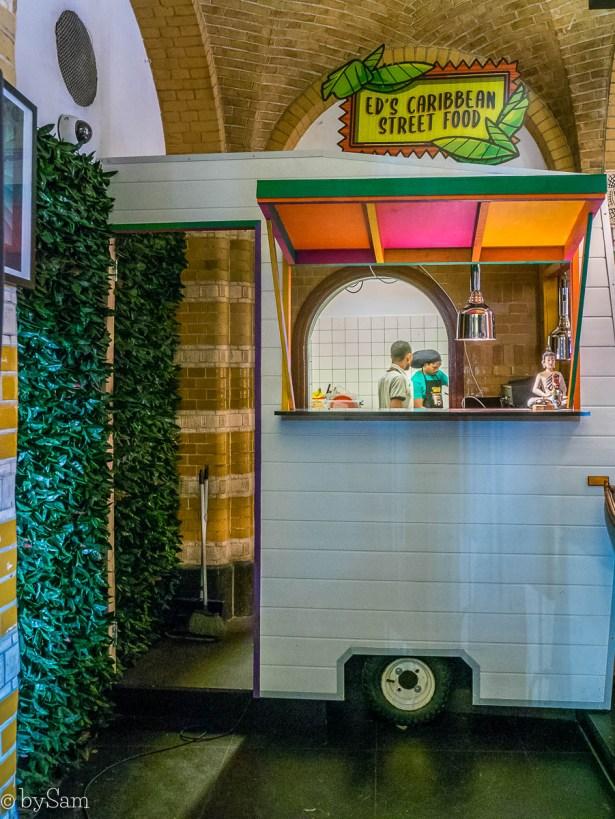 Ed's Caribbean Street Food restaurant Amsterdam