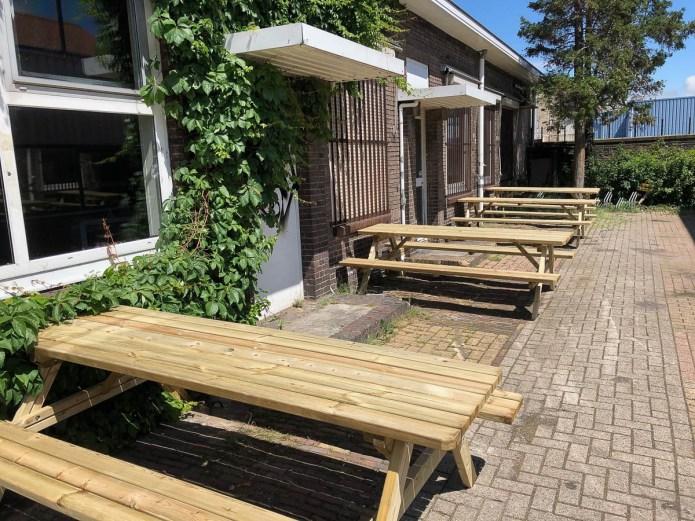 Oumuamua Amsterdam restaurant Noord