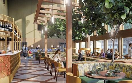 Nieuwe foodkiosk en bar restaurant Vessel binnenkort in de Houthavens
