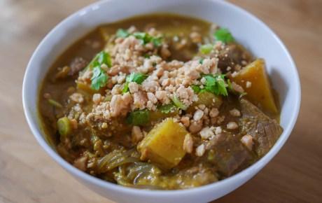 Eindelijk een recept voor een massaman curry die smaakt zoals in Thailand