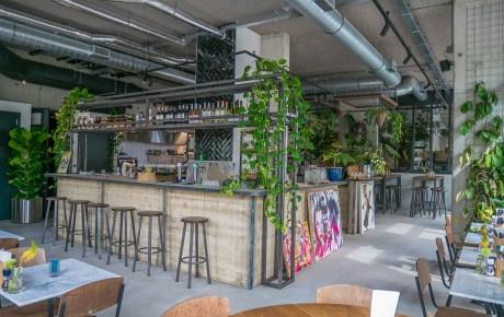 Binnenkijken bij Benji's Bro nieuwe urban jungle in Amsterdam Nieuw-West
