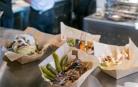 Israeli streetfoodlovers kunnen hun hart ophalen bij Bepita Pita Kitchen