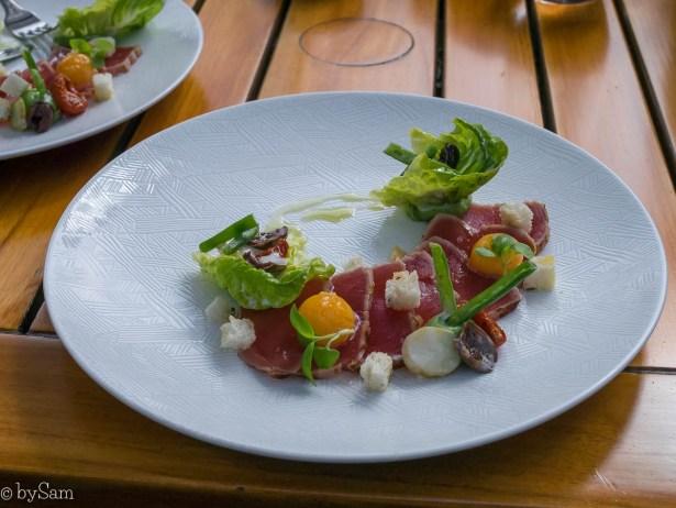 Restaurant Amsterdam Okura Hotel Serre uit eten