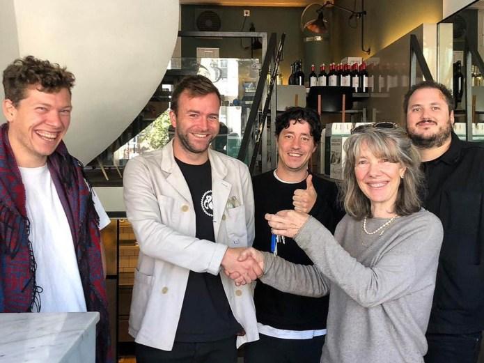 Bar Bambino Amsterdam centrum nieuw uit eten