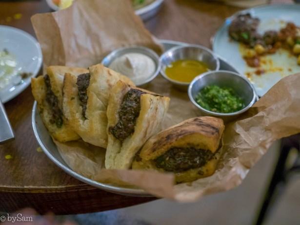 BARDAK Amsterdam Israelisch uit eten restaurant arais