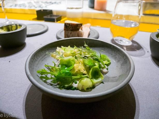 Chef's Table bij Restaurant Wils in Amsterdam Zuid Stadionplein