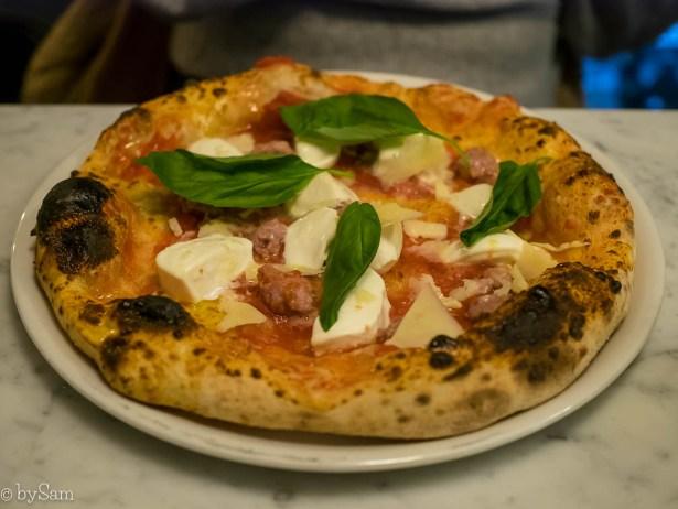 Eatmosfera pizzeria Amsterdam nieuw