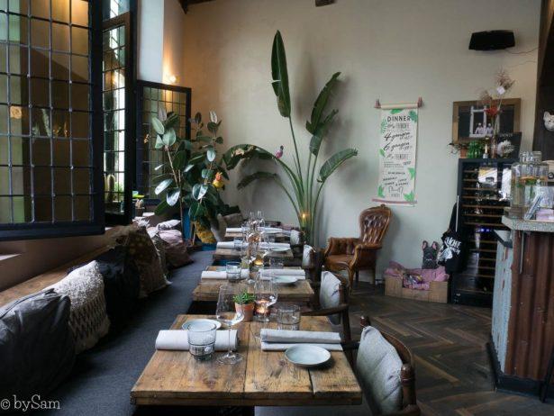 Frenchie restaurant Haarlem centrum