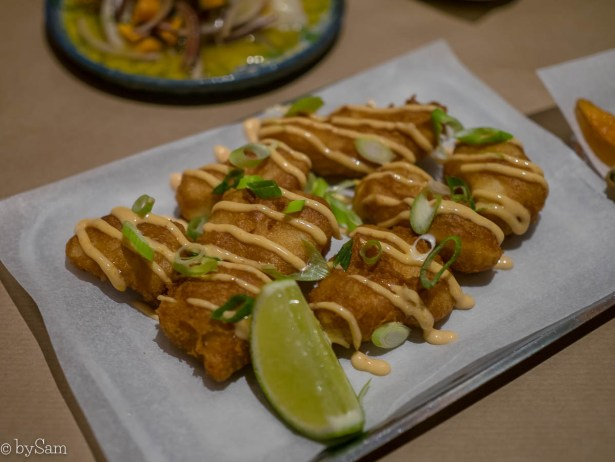 The Good Companion visrestaurant fish nuggets