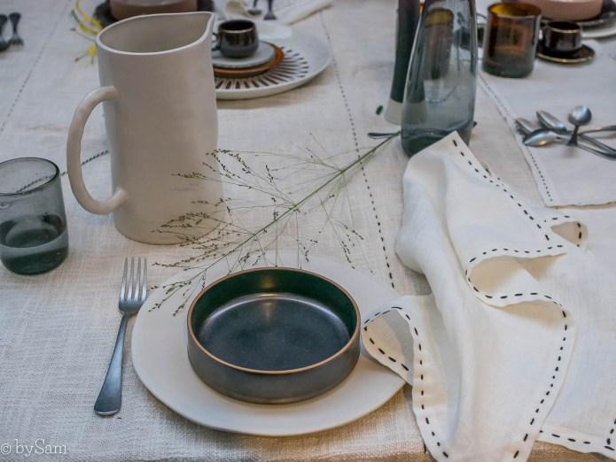Duurzaam handgemaakte servies The Table Amsterrdam