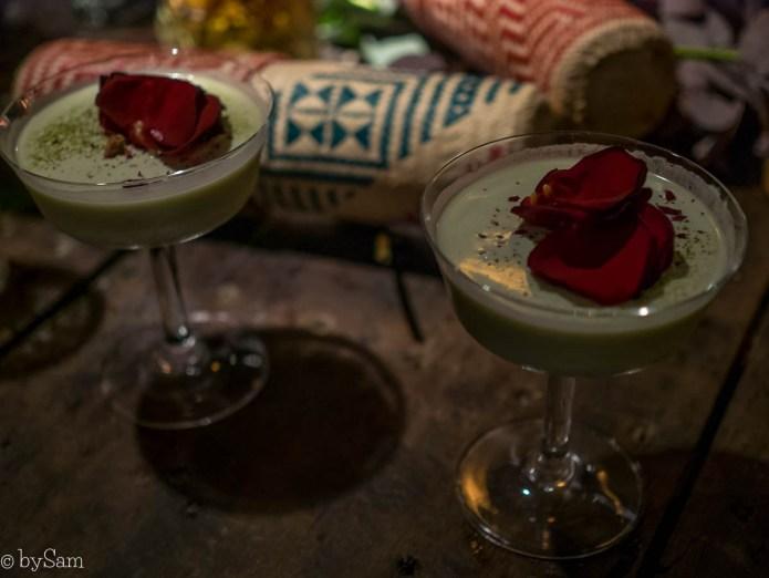 Cocktails drinken Salmuera Amsterdam Centrum restsaurant