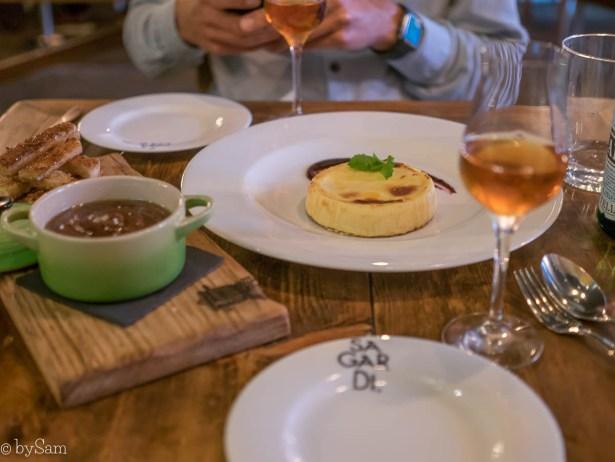 Sagardi Amsterdam centrum desserts