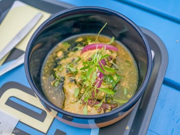 Ceviche eten Local Dealer Amsterdam Oost restaurant jalisco