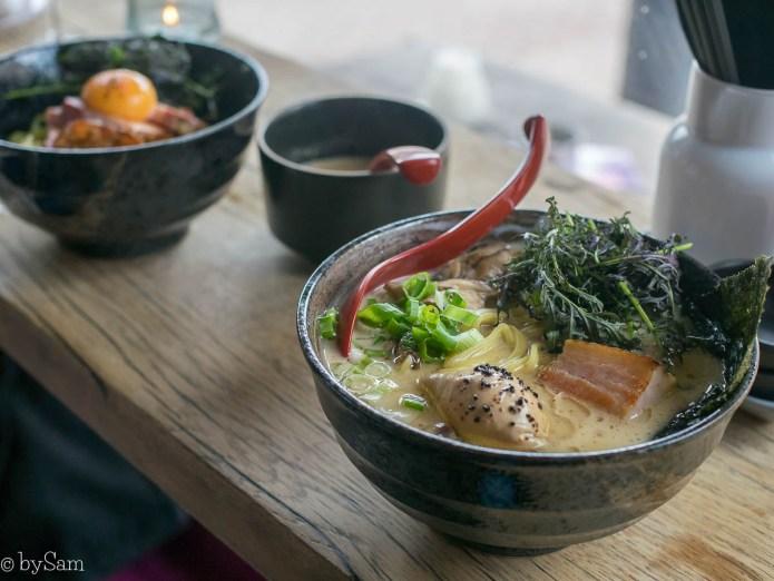 Otemba Ramen nieuw restaurant Amsterdam West Japanse noedelsoep