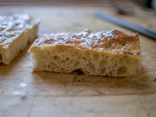 Huisgemaakte focaccia recept