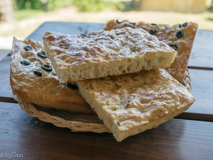 Recept focaccia Italiaans plat brood