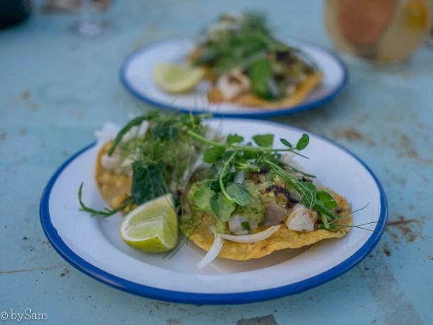 Sjefietshe taco's MasMais tortilla's