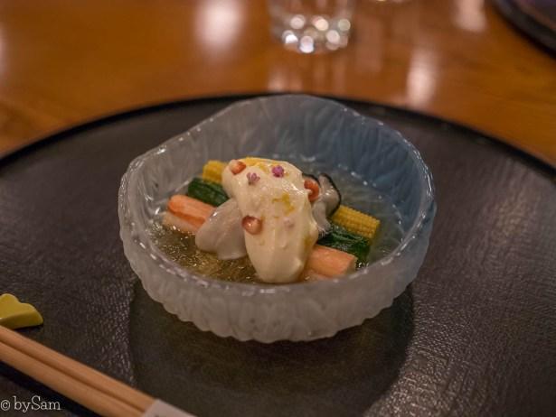 Japans restaurant Yamazato Amsterdam Okura Hotel