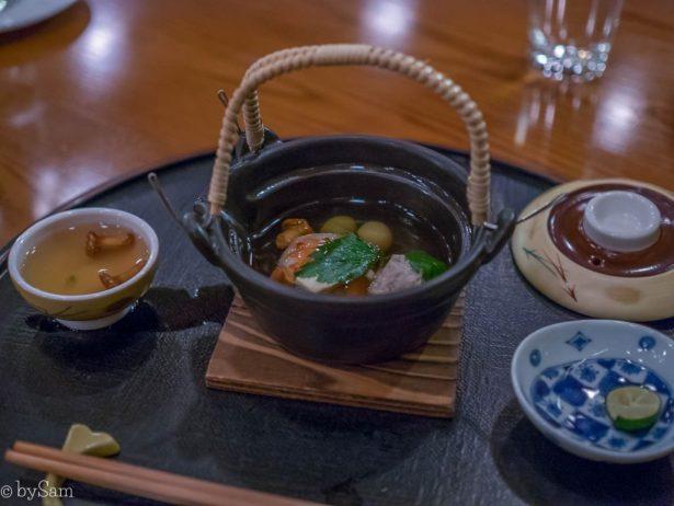 Japans uit eten restaurant Yamazato Okura Hotel Amsterdam