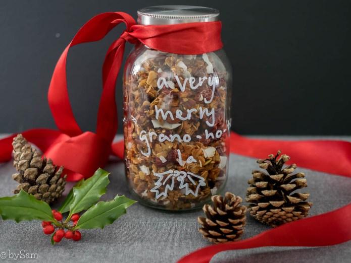 recept granola winters ontbijt