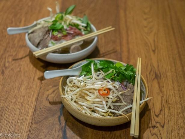 Nom Nom Food pho Vietnamees eten