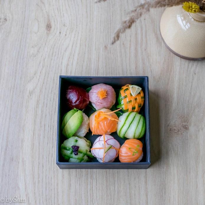 temari sushi balls recept zelf maken